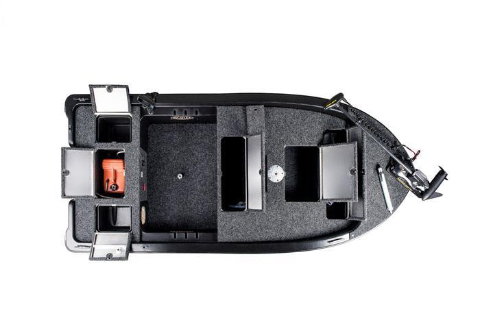 aqua bass boat by peche moderne.com