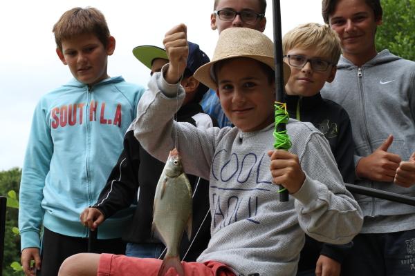 journée pêche enfant 35