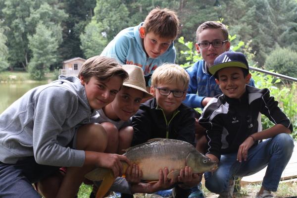 pêche jeune bretagne