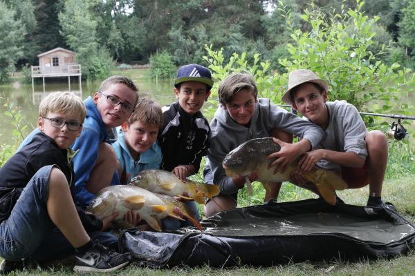 stage pêche enfant 35