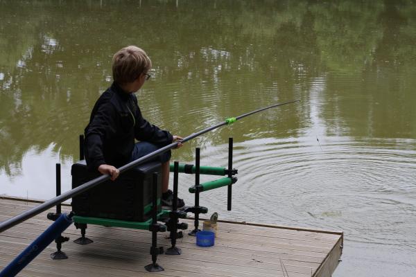 une journée à la pêche
