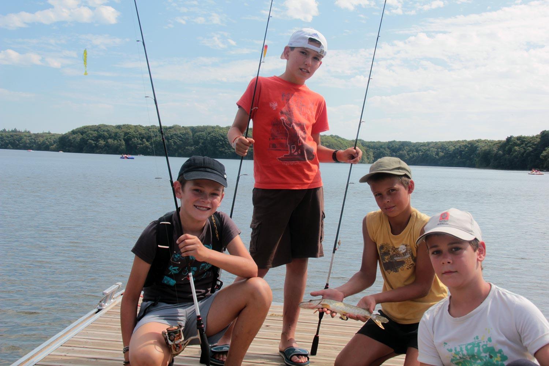 stage pêche aux leurres