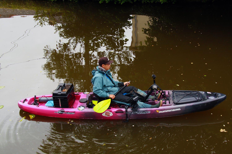 coffret cadeau peche kayak a pedales