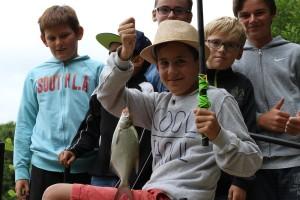 Une journée à la pêche avec PMC1