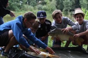 Une journée à la pêche avec PMC11