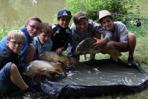 Une journée à la pêche avec PMC14