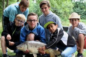 Une journée à la pêche avec PMC7