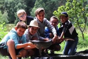 Une journée à la pêche avec PMC9