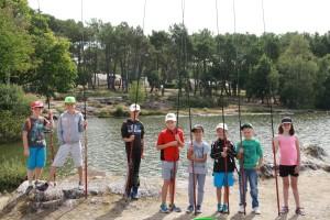 feter son anniversaire à la pêche