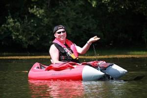 coffret cadeau pêche en float tube fishing box